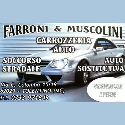 Autocarrozzeria Farroni & Muscolini - Carrozzerie automobili Tolentino