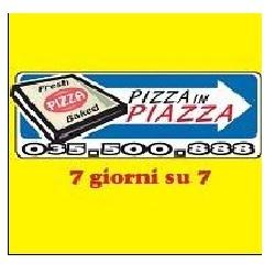 Pizza D'Asporto Pizza in Piazza - Pizzerie Dalmine