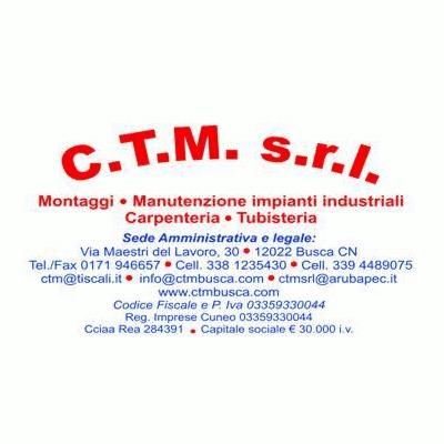 C.T.M. - Carpenterie meccaniche Busca
