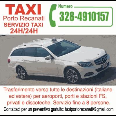 Taxi Porto Recanati - Taxi Porto Recanati