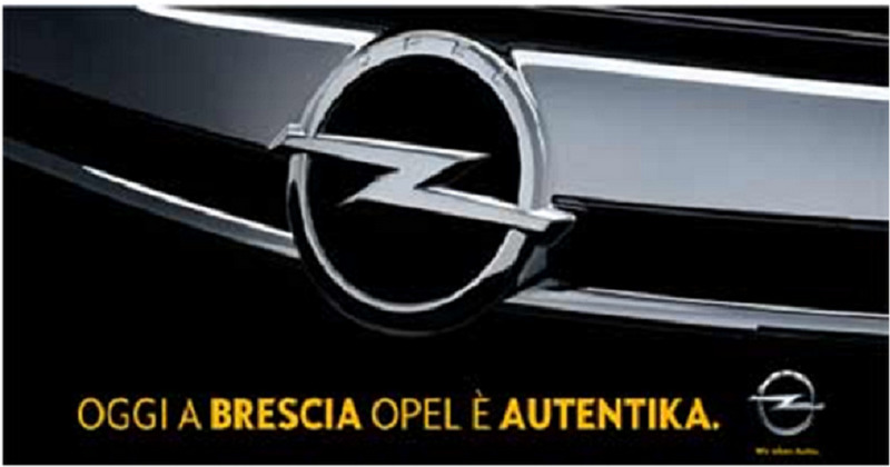 Autentika Spa Concessionaria Opel