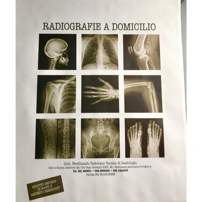 Radiografia a Domicilio Padovano