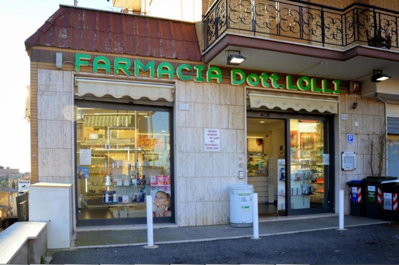 Lolli Arredamento Roma.Farmacia Dott Lolli Roma Via Della Massimilla 174