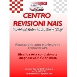 Centro Revisioni Nais - Autorimesse e parcheggi Roma