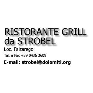 Ristorante Grill da Strobel Paolo Michielli - Ristoranti Cortina D'Ampezzo