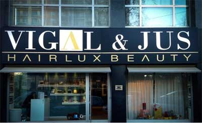Vigal e Jus Hairluxbeauty