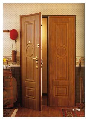 La porta Piglia Remo Falegnameria