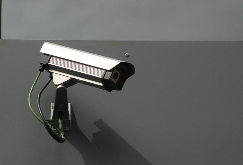 Videocamera sorveglianza elettrica dea