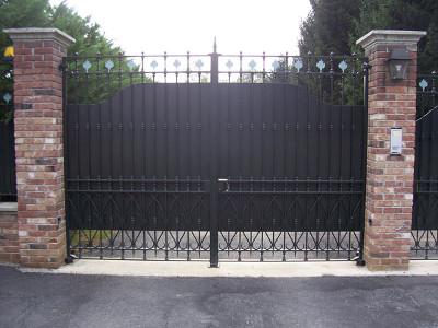 cancello benech