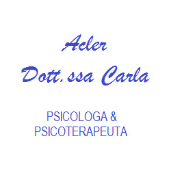 Dott.ssa Maria Carla Acler - Psicologi - studi Trento