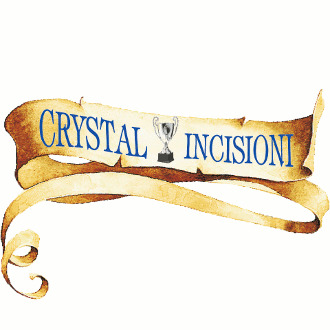 Crystal Incisioni - Incisione metalli e plastica Vicenza