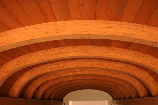 Illea Volta in legno
