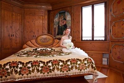 Camera da letto CANDEAGO RUGGERO FALEGNAMERIA