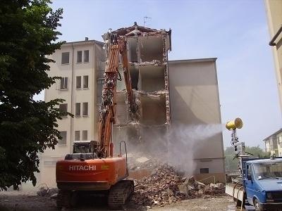 demolizioni CASONI