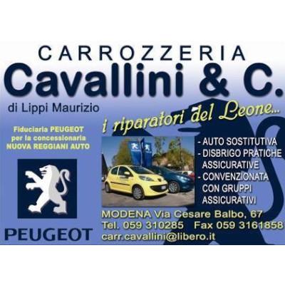 Carrozzeria Cavallini e C. - Carrozzerie automobili Modena