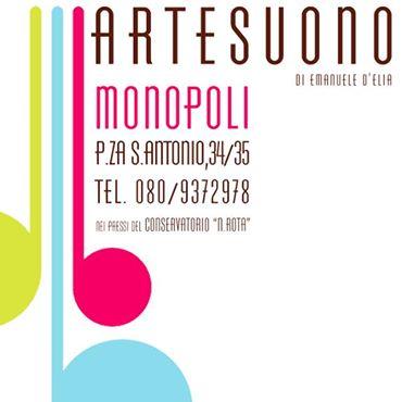 Artesuono di Emanuele D'Elia - Strumenti musicali ed accessori - vendita al dettaglio Monopoli