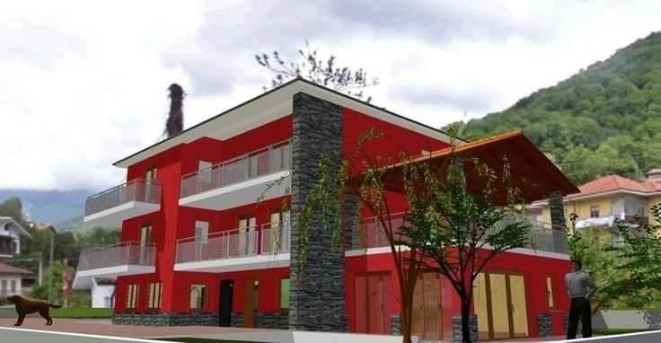 Progettazione case Studio Tecnico Rostagno