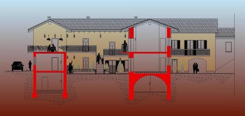 Progettazione strutturale Studio Tecnico Rostagno