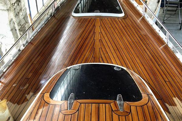 Barca parquet
