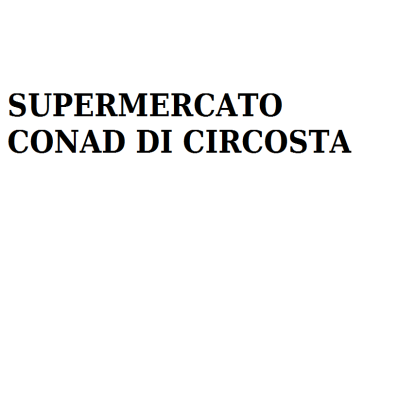 Circosta S.a.s. di Circosta Vito & C. - Alimentari - vendita al dettaglio Gioia Tauro