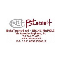 Betatecno4 - Etichette Napoli