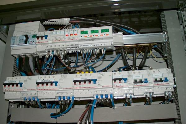 Impianti elettrici IMEP