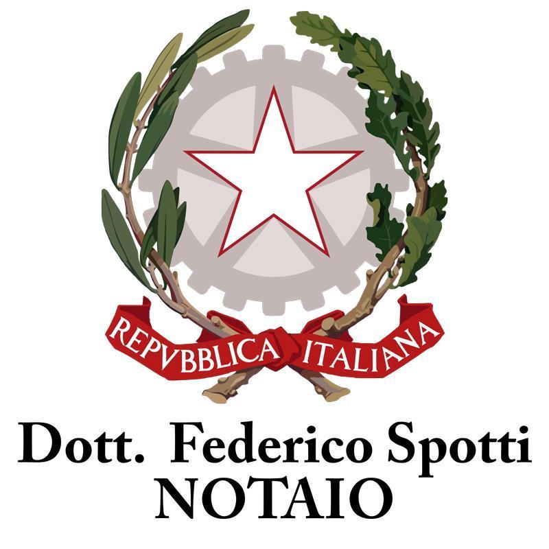 Spotti dr. Federico Notaio
