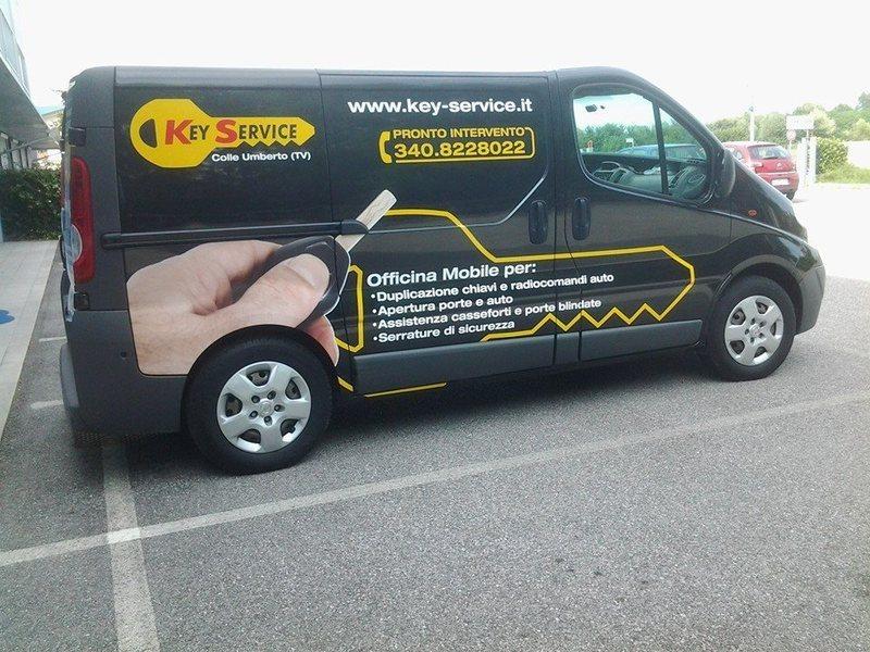 Key Service chiavi auto & sicurezza