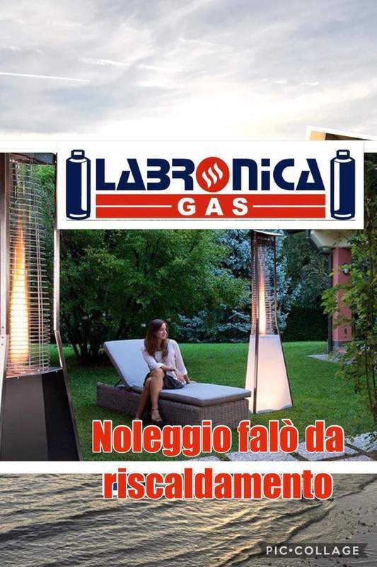 LABRONICA GAS