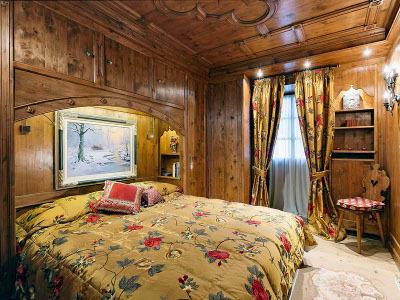 Camere in legno Galleria del tarlo