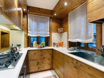 Cucine in legno Galleria del tarlo