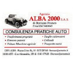 Alba 2000 Pratiche Auto