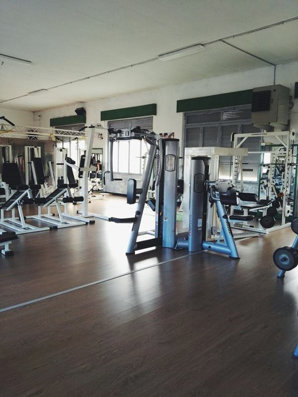 Palestra Viking Gym Club
