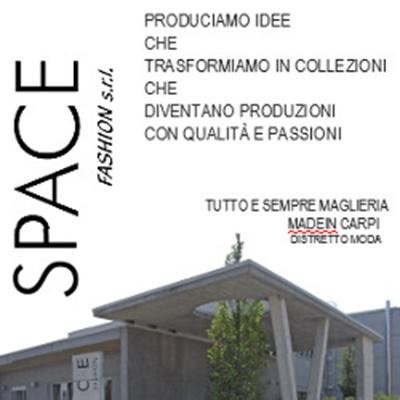 Space Fashion - Abbigliamento - produzione e ingrosso Carpi