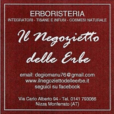 Il Negozietto delle Erbe - The, camomilla ed infusi Nizza Monferrato