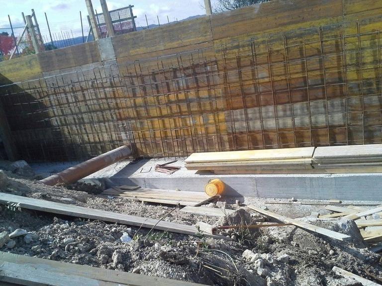 restauro casa Enzo Busu Costruzioni