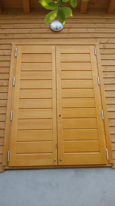 serramenti in legno ABONDIO