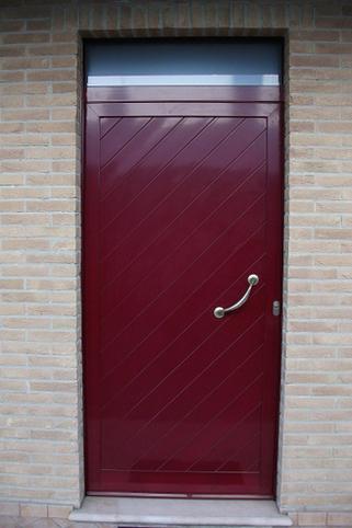 Porta esterna CARFORA DOMENICO
