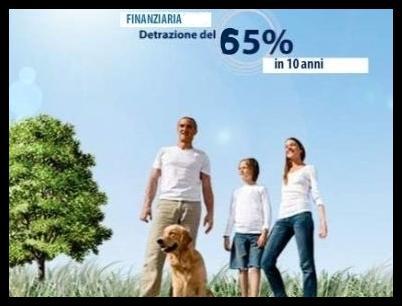 Detrazione del 65%