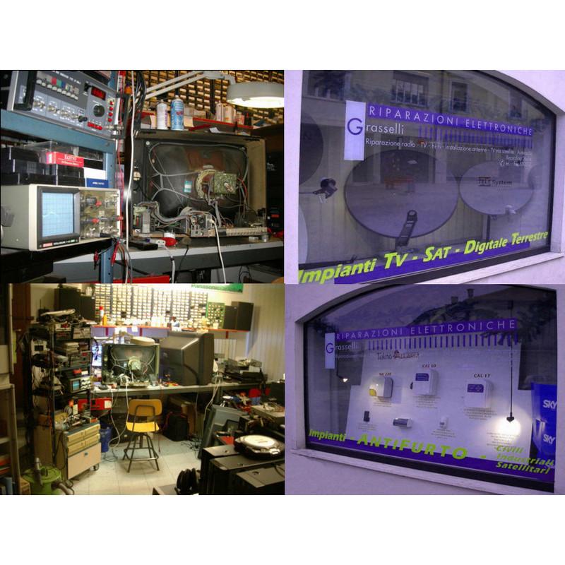 riparazioni elettroniche Grasselli