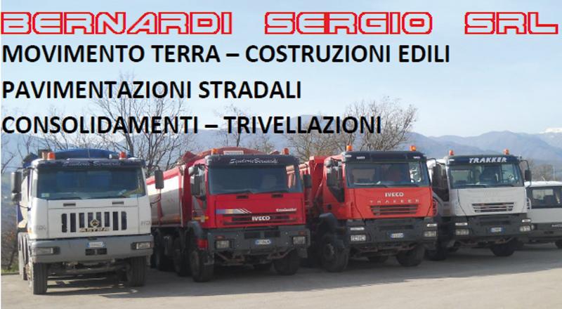MACCHINE MOVIMENTO TERRA BERNARDI SERGIO S.R.L.