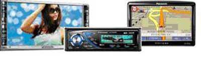 Tv radio e navigatore