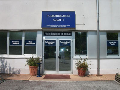 Poliambulatori Aquafit