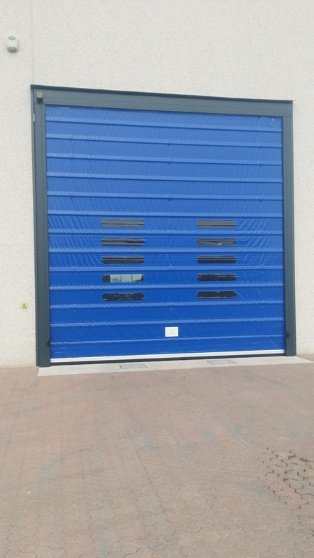 Porta garage Saimel System