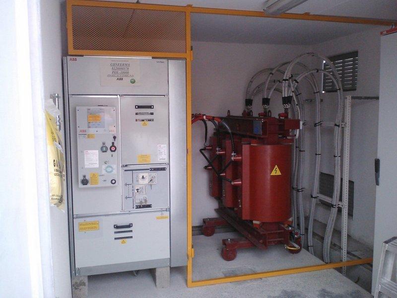 Impianto Saimel System
