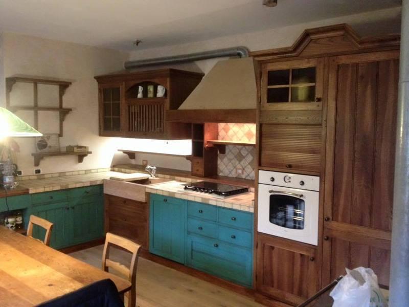 minozzo e passarin cucine in legno
