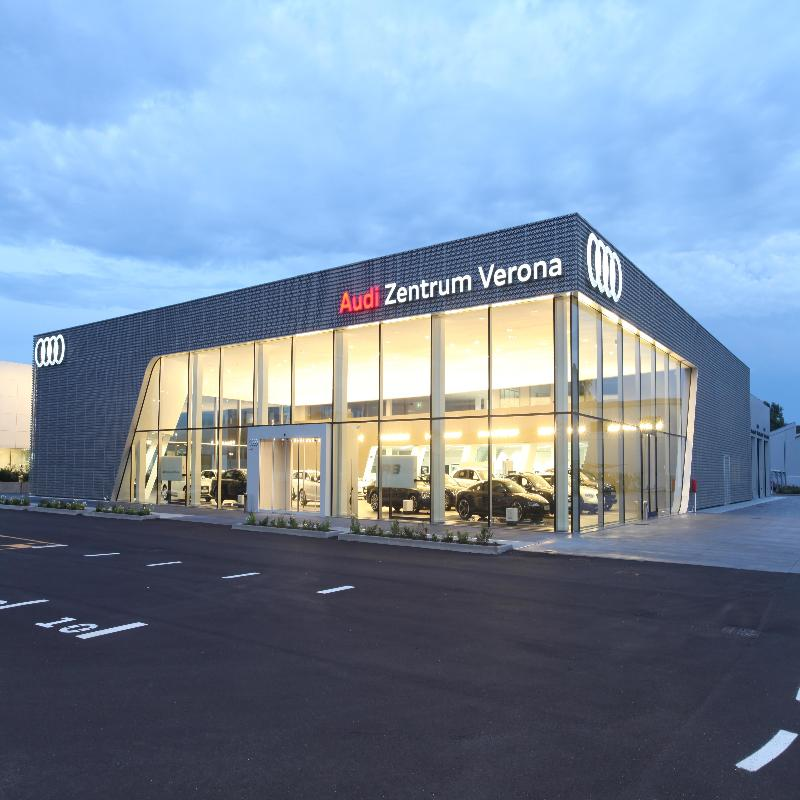 Audi Zentrum Verona - Vicentini Spa