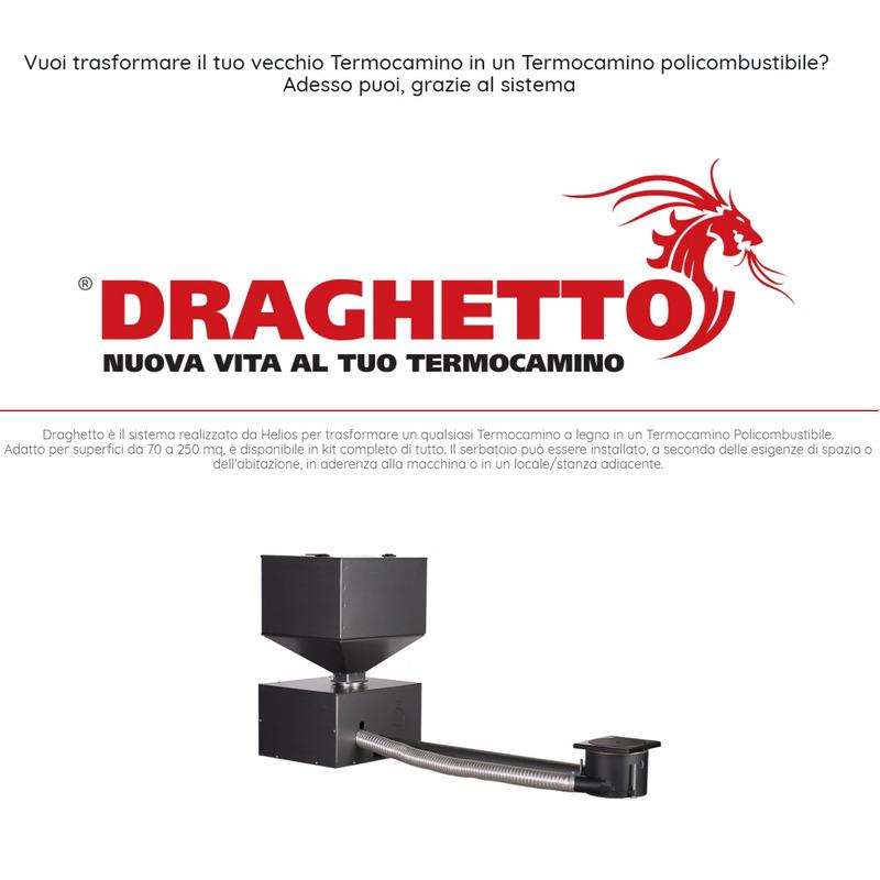 policombustibile Draghetto