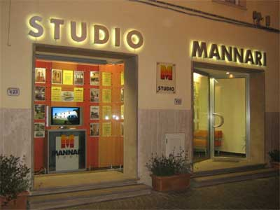 L'agenzia Immobiliare Mannari