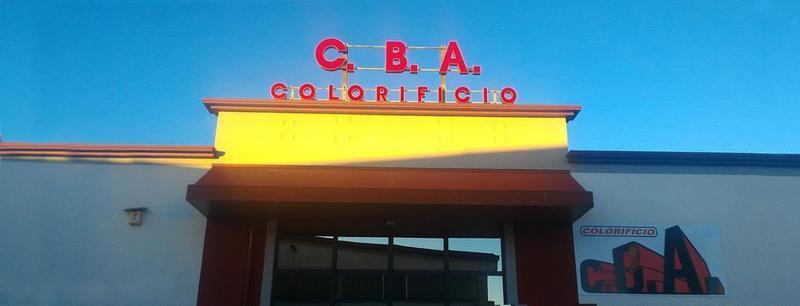 CBA COLORIFICIO SEDE